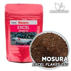 MOSURA Excel Flake 25g Comida para Gambas