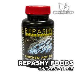 REPASHY SUPERFOODS - Chicken Pot Pie Alimentación y Suplementos de Terrario
