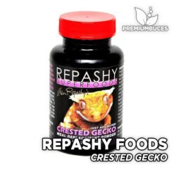 REPASHY SUPERFOODS - Crested Gecko Diet Food and Terrarium Supplements